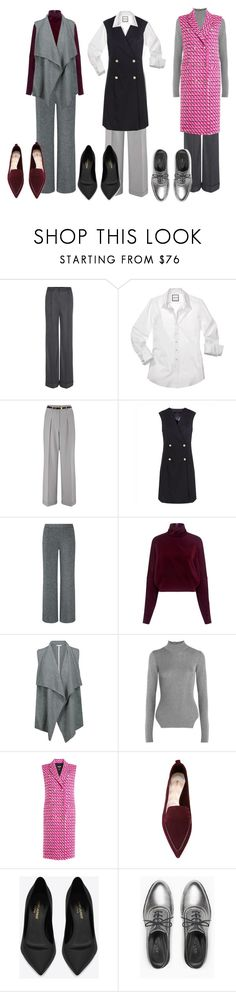 Жилеты by repriza on Polyvore featuring мода, Thierry Mugler, McQ by Alexander McQueen, MSGM, Jaeger, Duffy, Missoni, Miss Selfridge, Dolce&Gabbana and Max&Co.