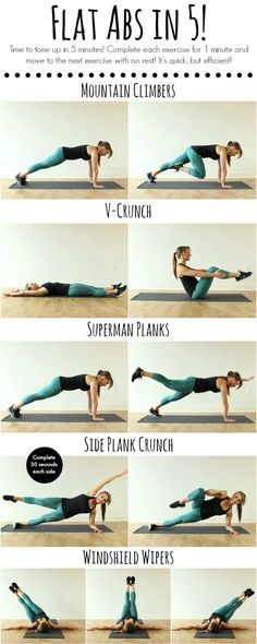 awesome 8 Best Workouts To Do In Under 10 Minutes. Short workouts are perfect for when y...