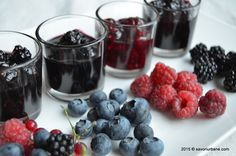 Parfait, Preserves, Pickles, Jelly, Pantry, Raspberry, Deserts, Gem, Cakes