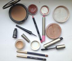 New Post: On my MOTD: ft. ILIA Beauty, RMS Beauty, Jane Iredale, Gabriel Cosmetics, and Benecos