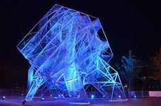 """The Cube"", por Oyler Wu Collaborative,Cortesia de Oyler Wu Collaborative"