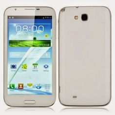 Download Android stock firmware for Note2 clone Dual Core MTK6577 smartphone ~ China Gadgets Reviews