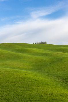 Tuscany Light by Hans Kruse, via 500px