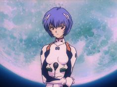 Photo by Anime/Aesthetic Page on March can find Neon genesis evangelion and more on our website.Photo by Anime/Aesthetic Page on March Rei Ayanami, Film Anime, Anime Gifs, Anime Art, Neon Genesis Evangelion Anime, Japanese Robot, The Iron Giant, Another Anime, Animation