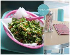 Recipe for tabbouleh.  Follow me on Instagram @passionforbaking  #tabbouleh #salad #food #diner