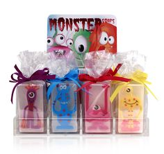 What could be better than Monster Soap? Available retail and wholesale from