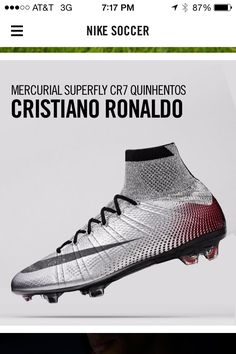 4036a81f56ae New march 2016 cr7 cleats New March