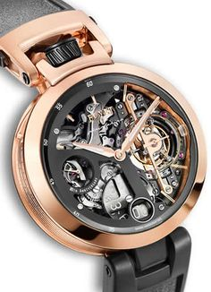 Bovet Watches - Exquisite Timepieces