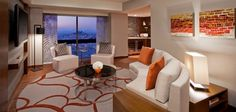 Grand Hyatt Meeting Planner Suites - contemporary and cozy!