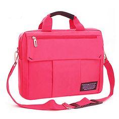 "BW158 14 ""Laptop Messenger Bag Handtas voor MacBook Air Pro / HP / Dell / Asus / Acer / Sony / Samsung – EUR € 26.49"