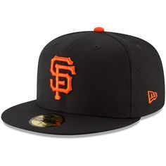 reputable site 61960 0a581 San Francisco Giants New Era Cooperstown Collection 2010 World Series Side Patch  59FIFTY Fitted Hat - Black