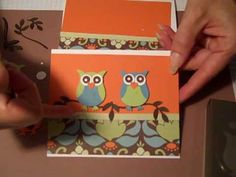 Owl Punch Card.mp4 - YouTube