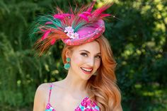 he story of Kentucky Derby hats dates back to the very first race in 1875. Every year since, it has been the most popular fashion accessory and will remain iconic.
