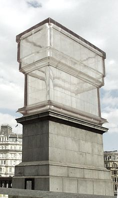 Rachael Whiteread - Fourth Plinth