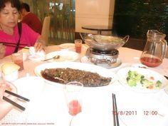 Seafood in Dalian