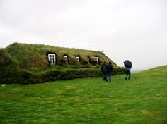 Icelandic turf houses are old-school green with a Viking twist (photos) http://www.treehugger.com/slideshows/green-architecture/8-icelandic-turf-houses-old-school-green-Viking-twist/page/4/