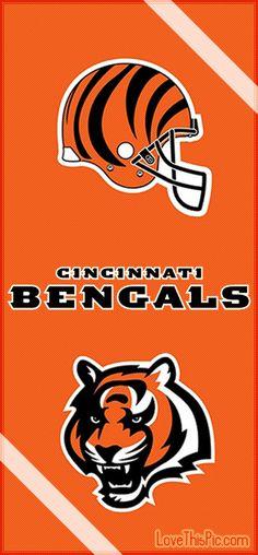 Cincinnati Bengals NFL football.