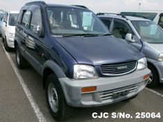 1997 Used Daihatsu Terios for Sale - SUV / 4WD Mileage: 113000 km Petrol Right Hand Drive Automatic Good Condition 3.5/5 Price: US $ 2,550  Contact or Visit: www.carjunction.com Email : info@CarJunction.com Phone : +8190 9685 6566 #daihatsu #daihatsucars #usedcars #SUVs