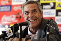 TABÁREZ, Óscar Washington | Coach | Uruguay | @Maestrotabarez | Click on photo to view Bio