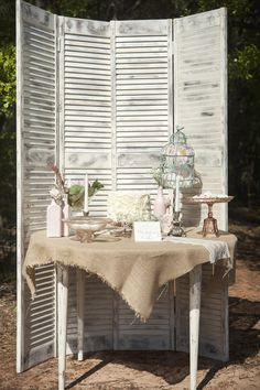 The Frosted Petticoat: Rustic Pastels