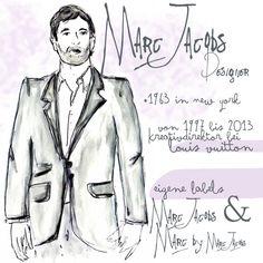 MARC JACOBS - alles rund um den Designer. www,my-dress-codes.de