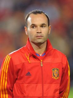 If somebody ask me about the best soccer player in the world I have to say that is Andres Iniesta