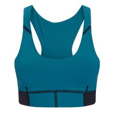 Salt Dynamic Focus Salt Water Sports Bra Top: The Dynamic Focus bra by SALT was made for movement.  This form-fitting bra will support and flatter. Made with premium, 4-way stretch fabric that keeps you ventilated and flat seams for ultimate comfort.