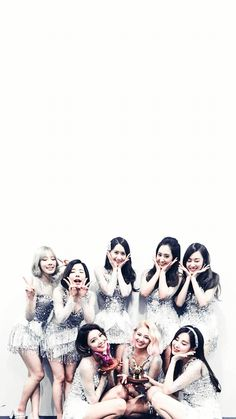 Style Icon Asia 2016 SNSD Girls generation iPhone wallpapers