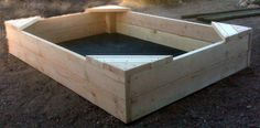 4x6 Sand Box