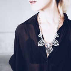 Sphinx Necklace