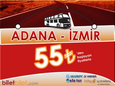 Akdeniz Bölgesi'nin en önemli noktalarından birisi: ADANA! Adana otobüs bileti Biletbilet.com'da! http://www.biletbilet.com/etiket/385/adana-otobus-bileti