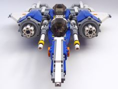 LEGO MOC | SF-60C Condor