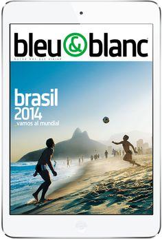 BleuBlanc Free Digital Magazine. More on www.magpla.net MagPlanet #TabletMagazine #DigitalMag
