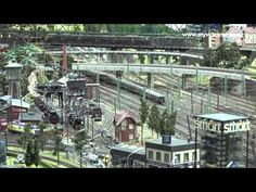 Miniatur Wunderland Hamburg - the world's largest model railway