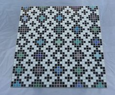 Moroccan Inspired Mosaic Coffee Table No.4  by EsthersMosaics