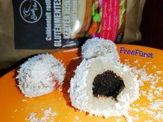 Csokis-kókuszos gombóc 10db