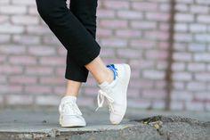 c20ebd798d8 Casual    Navy blazer   Comfy sneakers