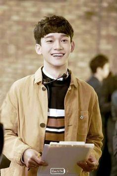 When You Smile, Your Smile, Exo Official, Kim Jongdae, Exo Chen, Baekhyun, Idol, Faces, Boys