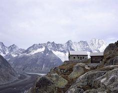 Swiss Mountain Refuges by Simone Rosenberg