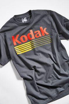c529d26c7a30 Kodak Logo Tee | Urban Outfitters Kodak Logo, Urban Outfitters, Graphic  Tees, Graphic