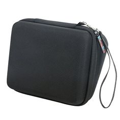 Blood Pressure Monitors Case Khanka Hard Case Carrying Bag for Omron 3 Series Upper Arm Blood Pressure Monitor Cuff Standard BP710N * You can find out more details at the link of the image.