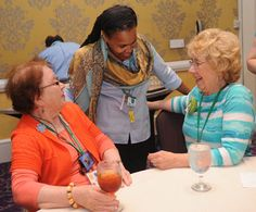 Women of the ELCA supports women in many ways. Today's blogger tells you why she loves the organization.
