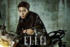 For Elle magazine