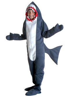 Child Shark Costume                                                       …