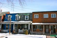 Beaconsfield Village - Sage Real Estate Ltd. British Prime Ministers, Main Street, Toronto, The Neighbourhood, Real Estate, Cabin, House Styles, Outdoor Decor, The Neighborhood