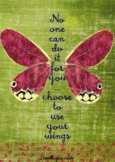 No One Can Do It For You... <3 For more quotes about #motivation, visit www.quotesarelife.com