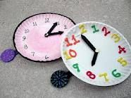 great Idea to help kids learn how to tell time