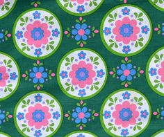 Scandinavian fabric by Patternlike on Etsy