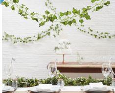Decoratieve plantslingers