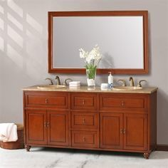 craftsman double vanity - Google Search